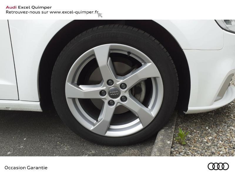 Photo 24 de l'offre de AUDI A3 Sportback 30 TDI 116ch Sport Euro6d-T à 22990€ chez Excel automobiles - Audi Quimper