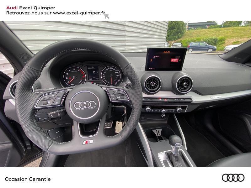 Photo 6 de l'offre de AUDI Q2 35 TFSI 150ch COD S line Euro6d-T à 32990€ chez Excel automobiles - Audi Quimper