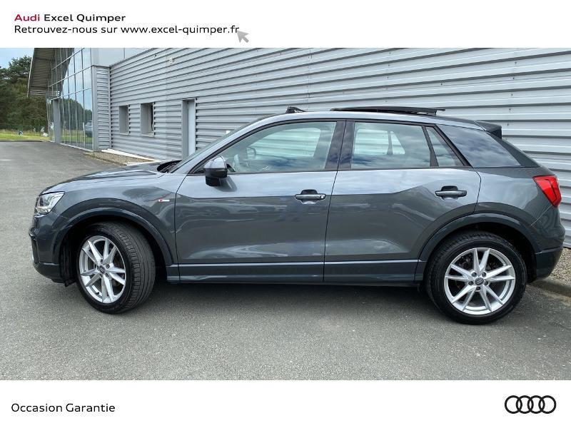 Photo 3 de l'offre de AUDI Q2 35 TFSI 150ch COD S line Euro6d-T à 32990€ chez Excel automobiles - Audi Quimper