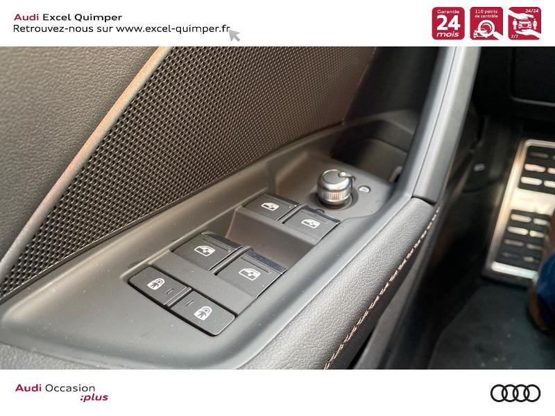 Photo 17 de l'offre de AUDI A3 Sportback 35 TDI 150ch S line S tronic 7 à 42500€ chez Excel automobiles - Audi Quimper