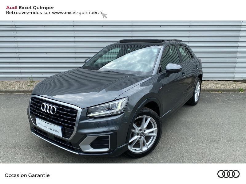 Photo 1 de l'offre de AUDI Q2 35 TFSI 150ch COD S line Euro6d-T à 32990€ chez Excel automobiles - Audi Quimper