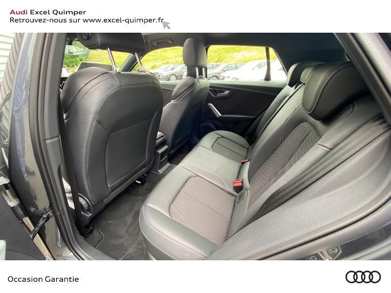 Photo 8 de l'offre de AUDI Q2 35 TFSI 150ch COD S line Euro6d-T à 32990€ chez Excel automobiles - Audi Quimper