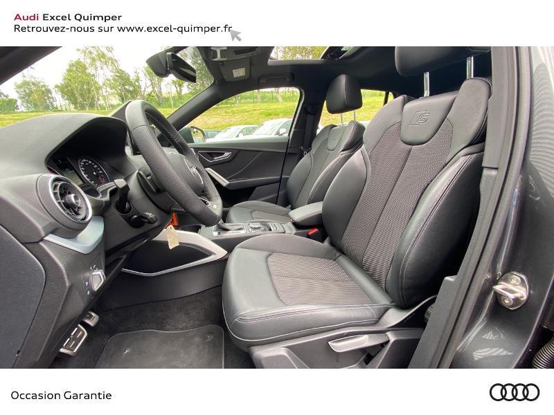 Photo 7 de l'offre de AUDI Q2 35 TFSI 150ch COD S line Euro6d-T à 32990€ chez Excel automobiles - Audi Quimper
