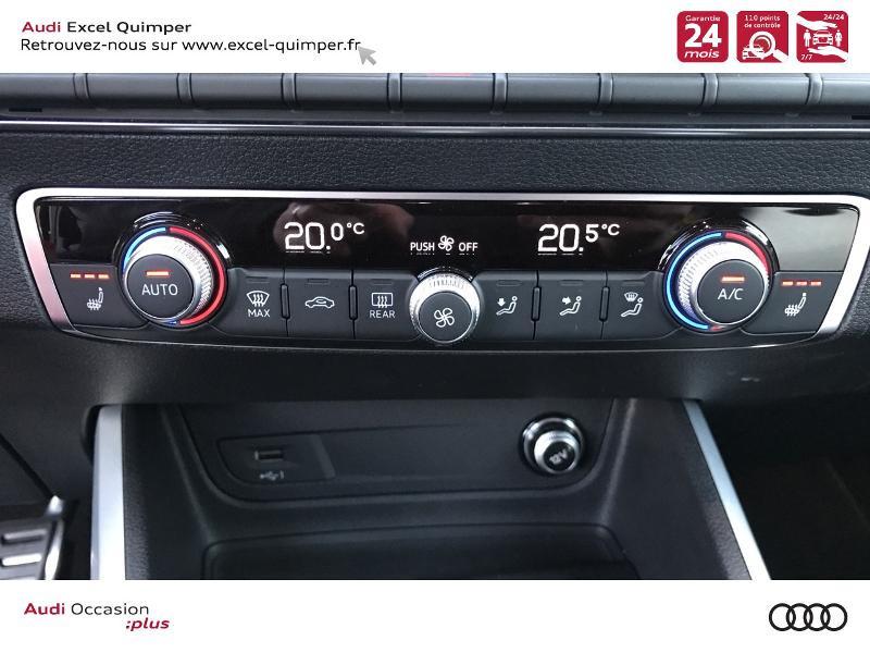 Photo 16 de l'offre de AUDI Q2 30 TDI 116ch S line S tronic 7 Euro6d-T à 29990€ chez Excel automobiles - Audi Quimper