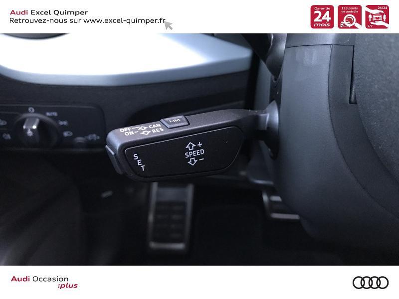 Photo 19 de l'offre de AUDI Q2 30 TDI 116ch S line S tronic 7 Euro6d-T à 29990€ chez Excel automobiles - Audi Quimper