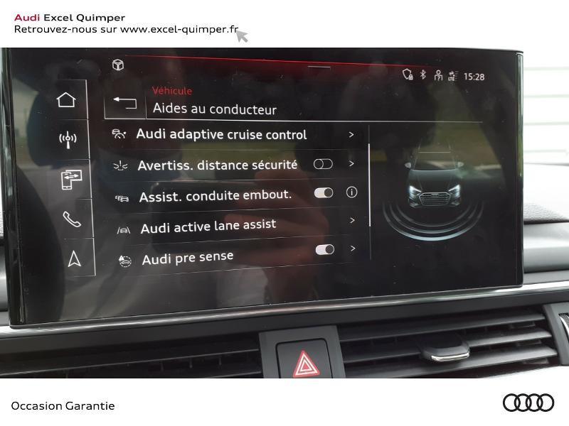 Photo 14 de l'offre de AUDI A4 Avant 35 TDI 163ch Avus S tronic 7 9cv à 40990€ chez Excel automobiles - Audi Quimper