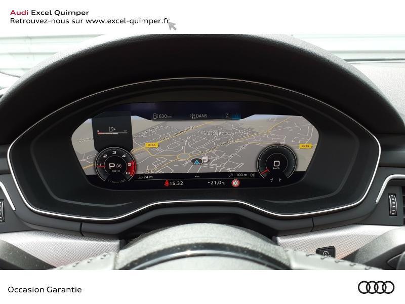 Photo 21 de l'offre de AUDI A4 Avant 35 TDI 163ch Avus S tronic 7 9cv à 40990€ chez Excel automobiles - Audi Quimper