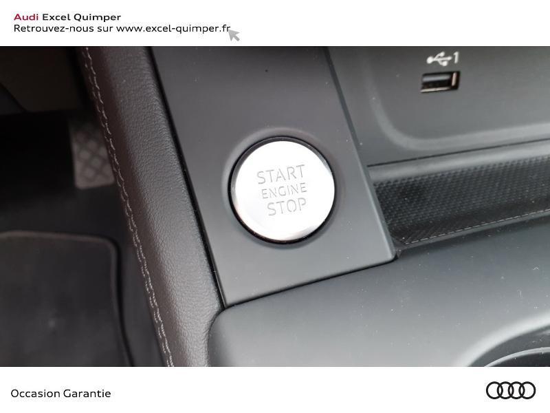 Photo 18 de l'offre de AUDI A4 Avant 35 TDI 163ch Avus S tronic 7 9cv à 40990€ chez Excel automobiles - Audi Quimper