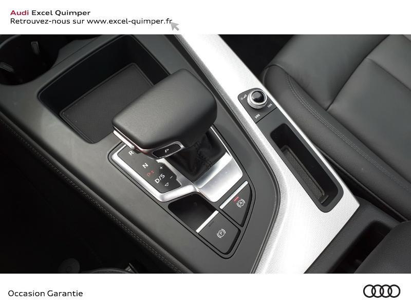 Photo 19 de l'offre de AUDI A4 Avant 35 TDI 163ch Avus S tronic 7 9cv à 40990€ chez Excel automobiles - Audi Quimper