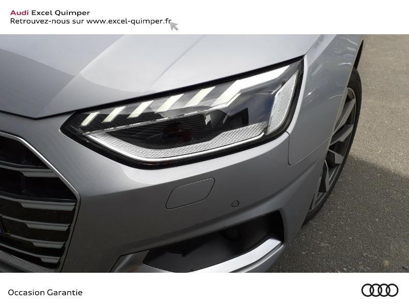 Photo 27 de l'offre de AUDI A4 Avant 35 TDI 163ch Avus S tronic 7 9cv à 40990€ chez Excel automobiles - Audi Quimper