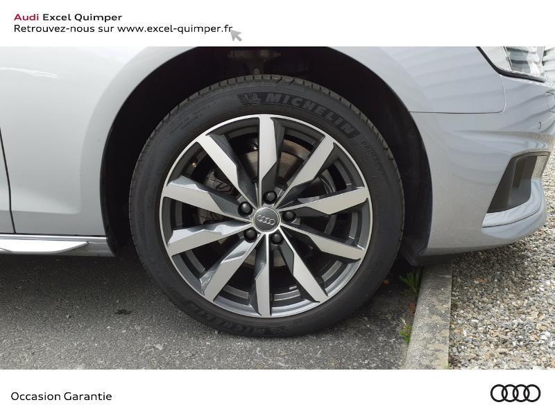 Photo 32 de l'offre de AUDI A4 Avant 35 TDI 163ch Avus S tronic 7 9cv à 40990€ chez Excel automobiles - Audi Quimper