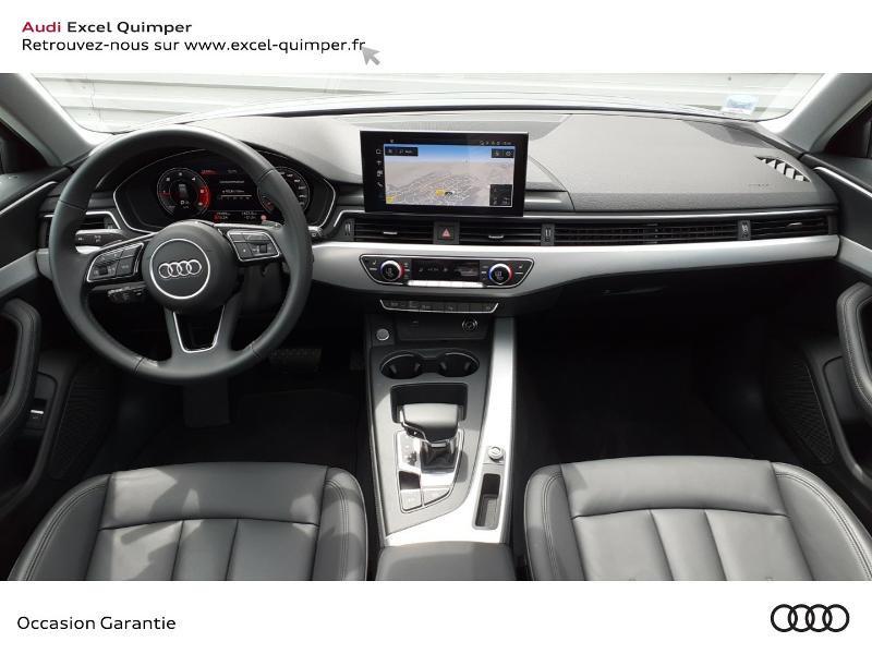 Photo 6 de l'offre de AUDI A4 Avant 35 TDI 163ch Avus S tronic 7 9cv à 40990€ chez Excel automobiles - Audi Quimper
