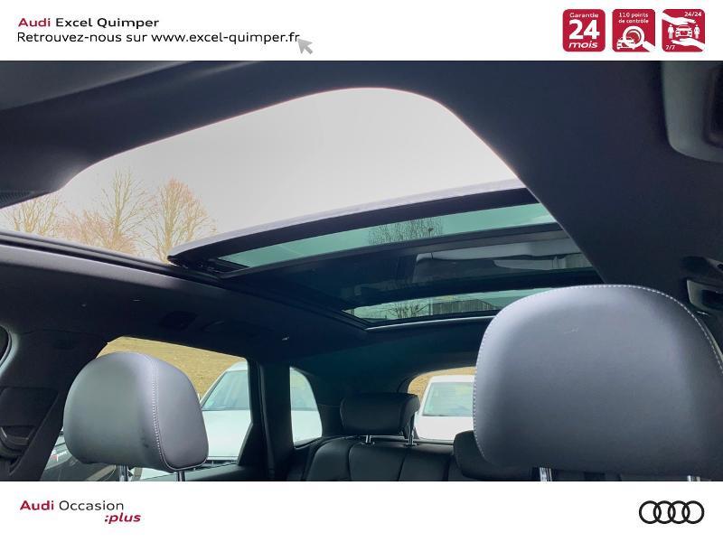 Photo 13 de l'offre de AUDI Q5 35 TDI 163ch S line quattro S tronic 7 Euro6dT à 47490€ chez Excel automobiles - Audi Quimper