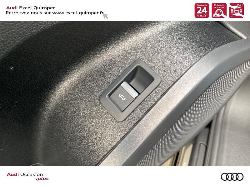 Photo 19 de l'offre de AUDI Q5 35 TDI 163ch S line quattro S tronic 7 Euro6dT à 47490€ chez Excel automobiles - Audi Quimper