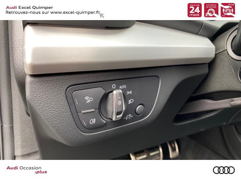Photo 15 de l'offre de AUDI Q5 35 TDI 163ch S line quattro S tronic 7 Euro6dT à 47490€ chez Excel automobiles - Audi Quimper