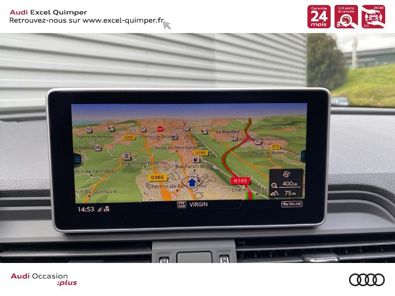 Photo 16 de l'offre de AUDI Q5 35 TDI 163ch S line quattro S tronic 7 Euro6dT à 47490€ chez Excel automobiles - Audi Quimper