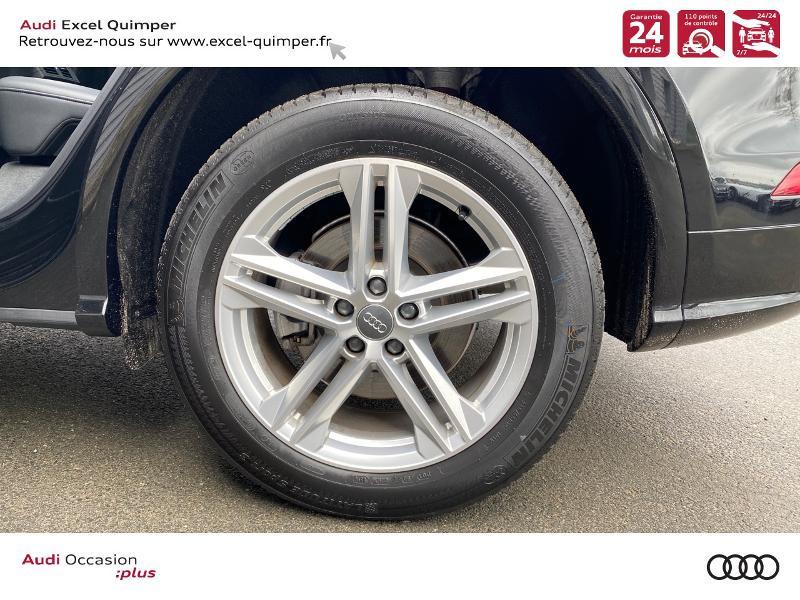 Photo 11 de l'offre de AUDI Q5 35 TDI 163ch S line quattro S tronic 7 Euro6dT à 47490€ chez Excel automobiles - Audi Quimper