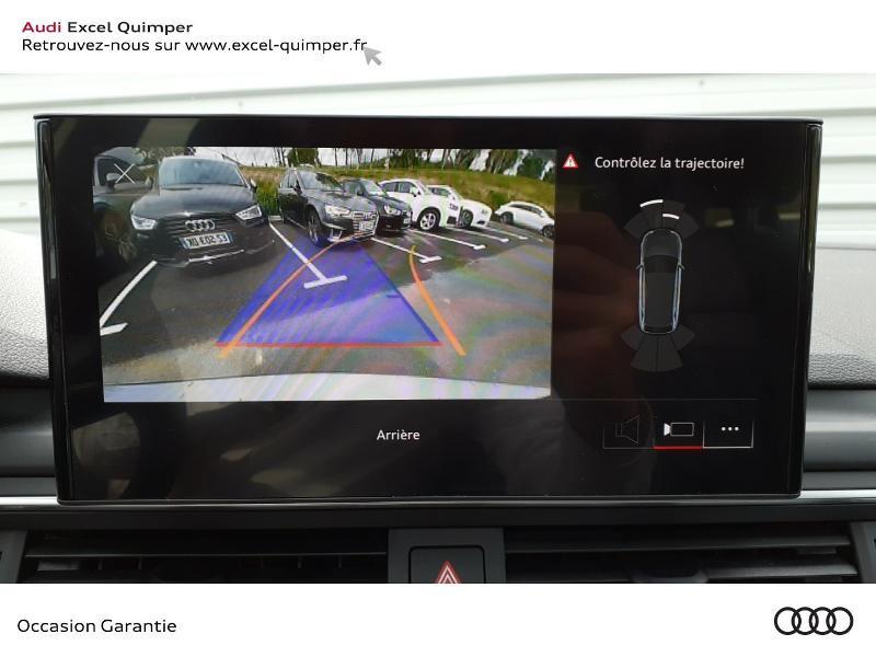 Photo 10 de l'offre de AUDI A4 Avant 35 TDI 163ch Avus S tronic 7 9cv à 40990€ chez Excel automobiles - Audi Quimper