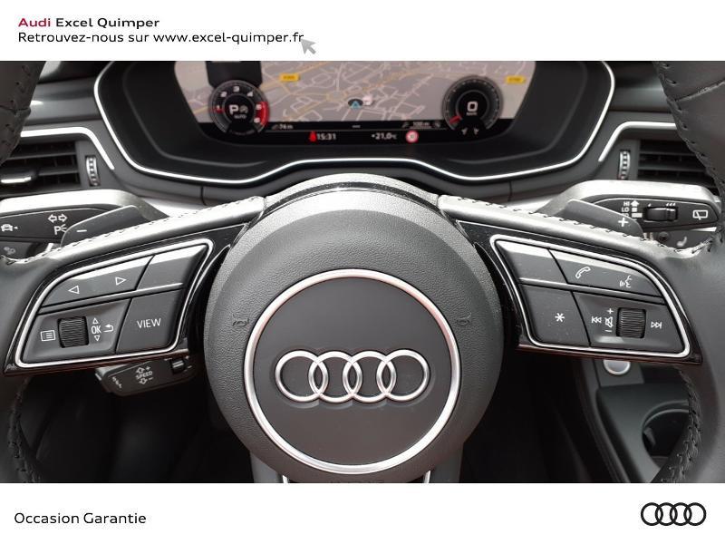 Photo 20 de l'offre de AUDI A4 Avant 35 TDI 163ch Avus S tronic 7 9cv à 40990€ chez Excel automobiles - Audi Quimper