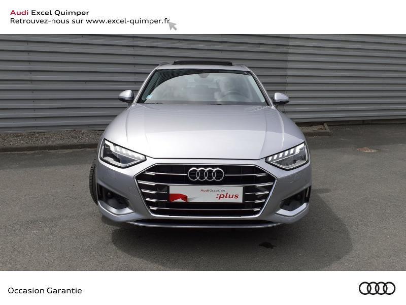Photo 2 de l'offre de AUDI A4 Avant 35 TDI 163ch Avus S tronic 7 9cv à 40990€ chez Excel automobiles - Audi Quimper