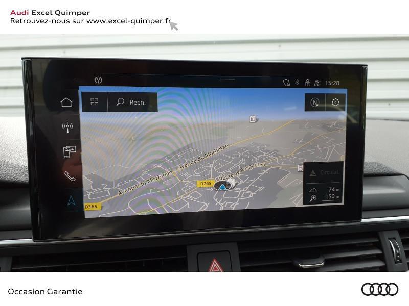 Photo 13 de l'offre de AUDI A4 Avant 35 TDI 163ch Avus S tronic 7 9cv à 40990€ chez Excel automobiles - Audi Quimper
