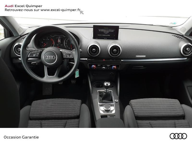Photo 6 de l'offre de AUDI A3 Sportback 30 TDI 116ch Sport Euro6d-T à 22990€ chez Excel automobiles - Audi Quimper