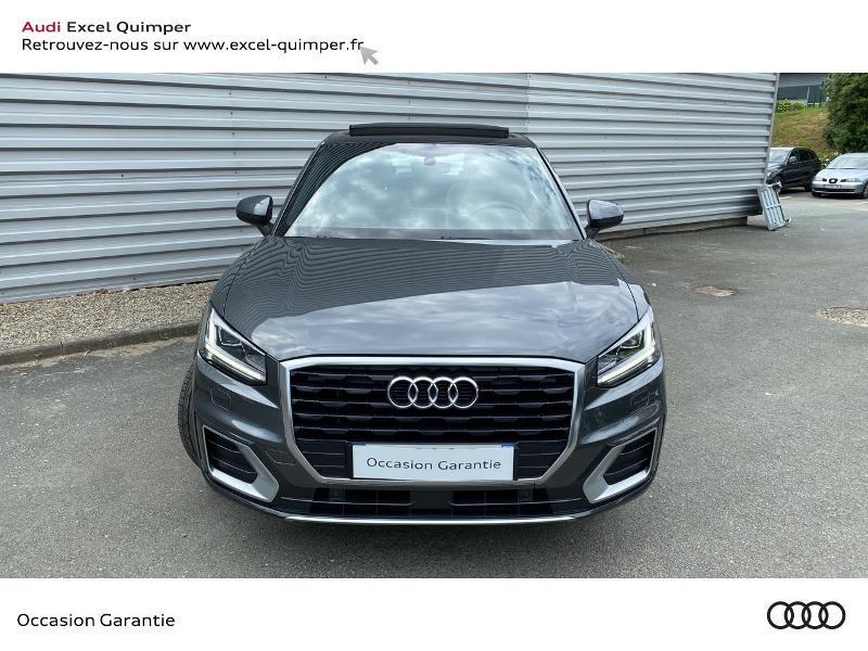 Photo 2 de l'offre de AUDI Q2 35 TFSI 150ch COD S line Euro6d-T à 32990€ chez Excel automobiles - Audi Quimper