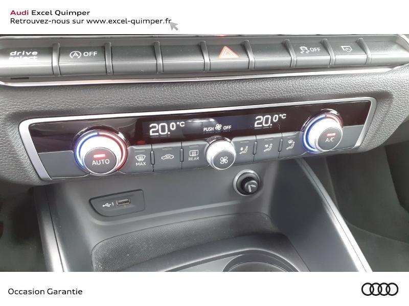 Photo 14 de l'offre de AUDI A3 Sportback 30 TDI 116ch Sport Euro6d-T à 22990€ chez Excel automobiles - Audi Quimper