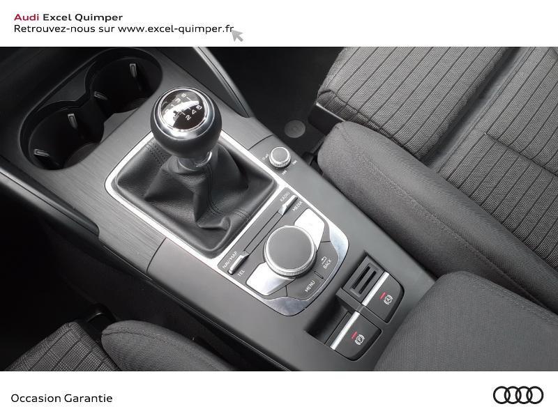 Photo 15 de l'offre de AUDI A3 Sportback 30 TDI 116ch Sport Euro6d-T à 22990€ chez Excel automobiles - Audi Quimper