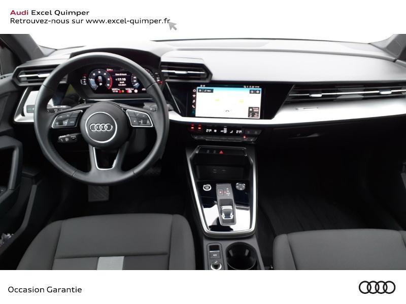 Photo 6 de l'offre de AUDI A3 Sportback 35 TDI 150ch Design S tronic 7 à 31990€ chez Excel automobiles - Audi Quimper