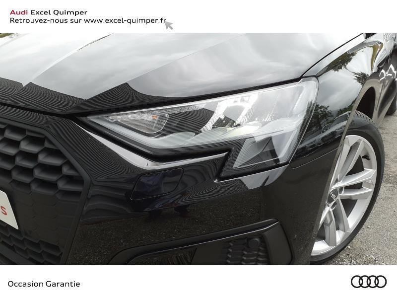 Photo 9 de l'offre de AUDI A3 Sportback 35 TDI 150ch Design S tronic 7 à 31990€ chez Excel automobiles - Audi Quimper
