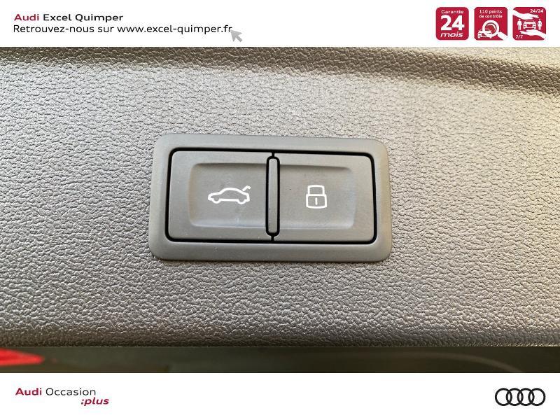 Photo 10 de l'offre de AUDI A3 Sportback 35 TDI 150ch S line S tronic 7 à 42500€ chez Excel automobiles - Audi Quimper