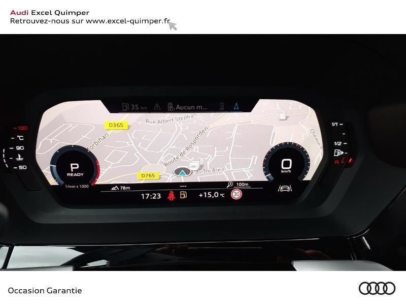Photo 18 de l'offre de AUDI A3 Sportback 35 TDI 150ch Design S tronic 7 à 31990€ chez Excel automobiles - Audi Quimper