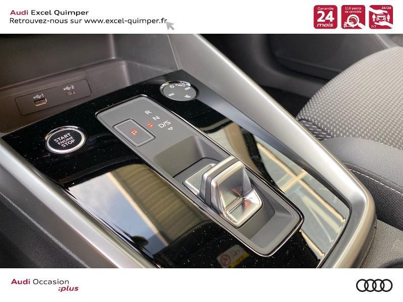 Photo 12 de l'offre de AUDI A3 Sportback 35 TDI 150ch S line S tronic 7 à 42500€ chez Excel automobiles - Audi Quimper