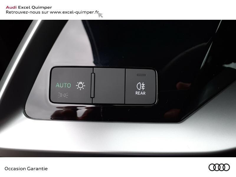 Photo 19 de l'offre de AUDI A3 Sportback 35 TDI 150ch Design S tronic 7 à 31990€ chez Excel automobiles - Audi Quimper