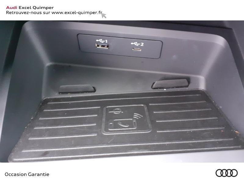 Photo 22 de l'offre de AUDI A3 Sportback 35 TDI 150ch Design S tronic 7 à 31990€ chez Excel automobiles - Audi Quimper