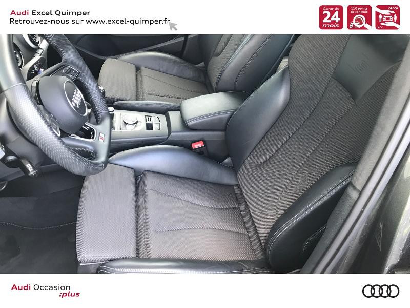 Photo 7 de l'offre de AUDI A3 Sportback 30 TDI 116ch S line Euro6d-T à 24990€ chez Excel automobiles - Audi Quimper