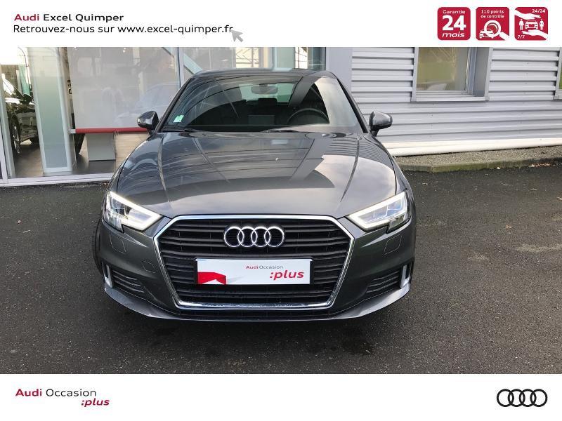 Photo 2 de l'offre de AUDI A3 Sportback 30 TDI 116ch S line Euro6d-T à 24990€ chez Excel automobiles - Audi Quimper