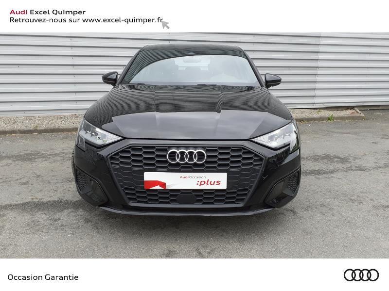 Photo 2 de l'offre de AUDI A3 Sportback 35 TDI 150ch Design S tronic 7 à 31990€ chez Excel automobiles - Audi Quimper