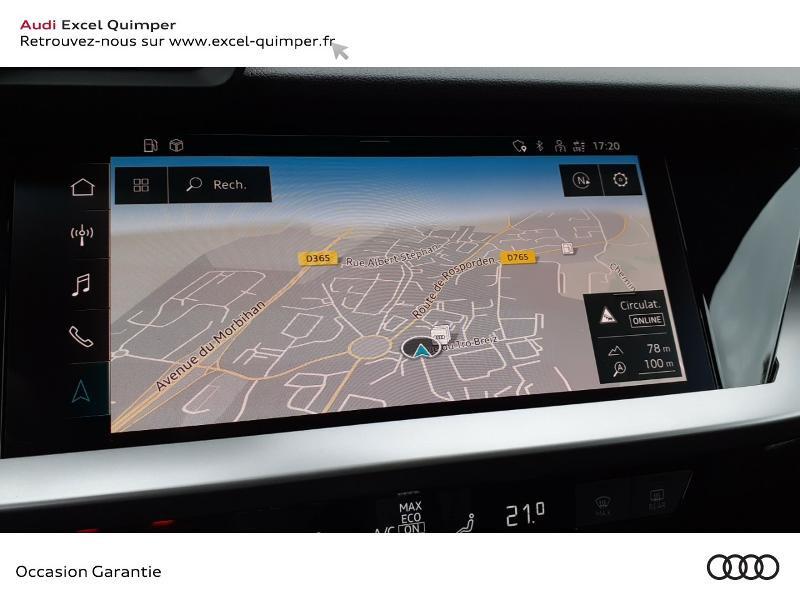 Photo 12 de l'offre de AUDI A3 Sportback 35 TDI 150ch Design S tronic 7 à 31990€ chez Excel automobiles - Audi Quimper