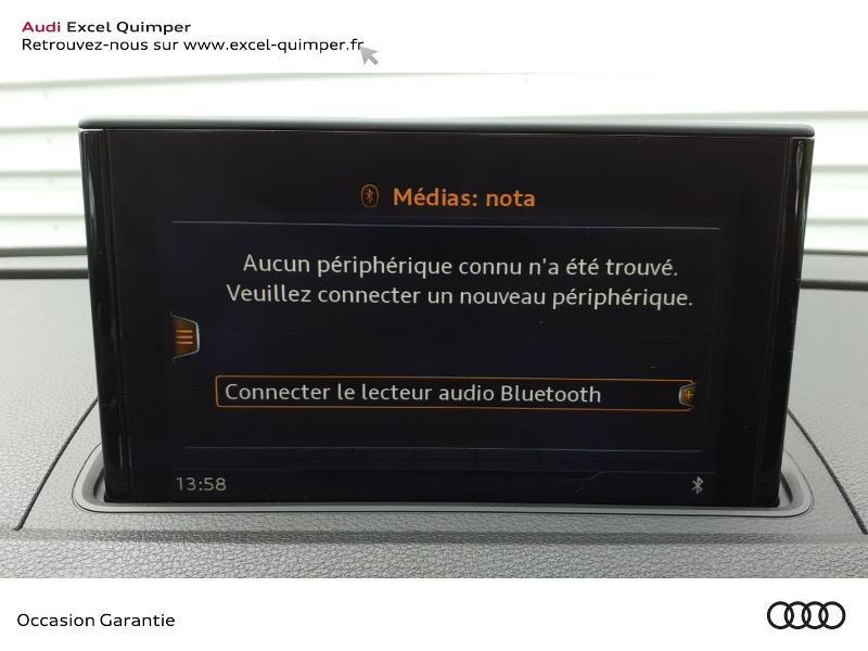 Photo 13 de l'offre de AUDI A3 Sportback 30 TDI 116ch Sport Euro6d-T à 22990€ chez Excel automobiles - Audi Quimper