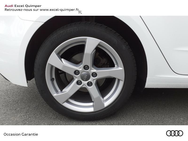Photo 23 de l'offre de AUDI A3 Sportback 30 TDI 116ch Sport Euro6d-T à 22990€ chez Excel automobiles - Audi Quimper