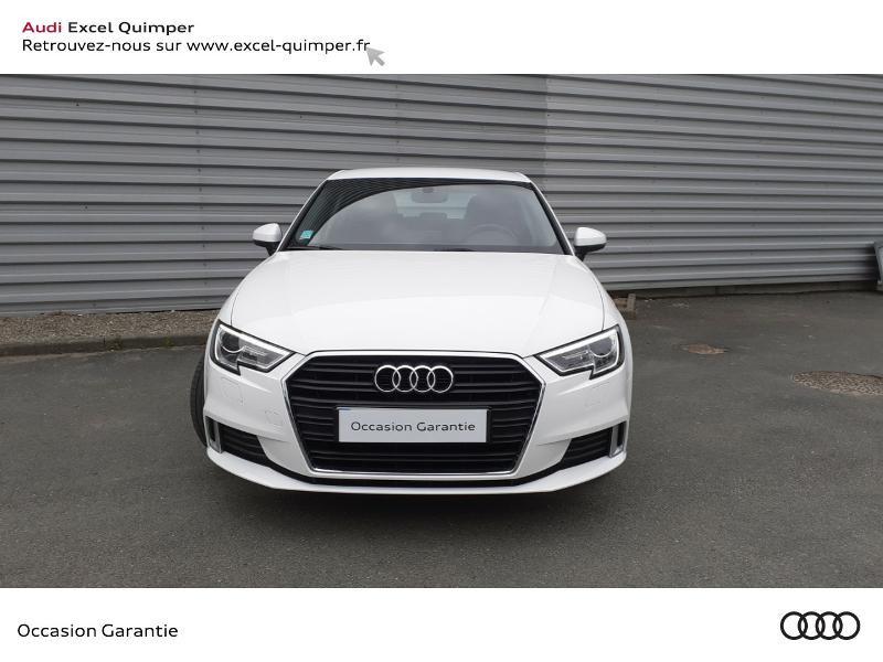 Photo 2 de l'offre de AUDI A3 Sportback 30 TDI 116ch Sport Euro6d-T à 22990€ chez Excel automobiles - Audi Quimper