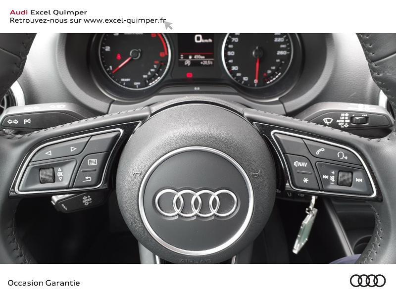 Photo 16 de l'offre de AUDI A3 Sportback 30 TDI 116ch Sport Euro6d-T à 22990€ chez Excel automobiles - Audi Quimper