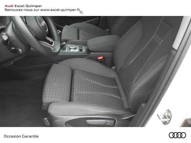 Photo 7 de l'offre de AUDI A3 Sportback 30 TDI 116ch Sport Euro6d-T à 22990€ chez Excel automobiles - Audi Quimper