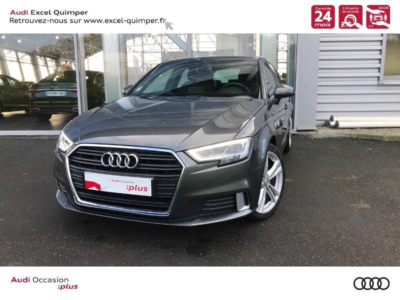 Photo 1 de l'offre de AUDI A3 Sportback 30 TDI 116ch S line Euro6d-T à 24990€ chez Excel automobiles - Audi Quimper