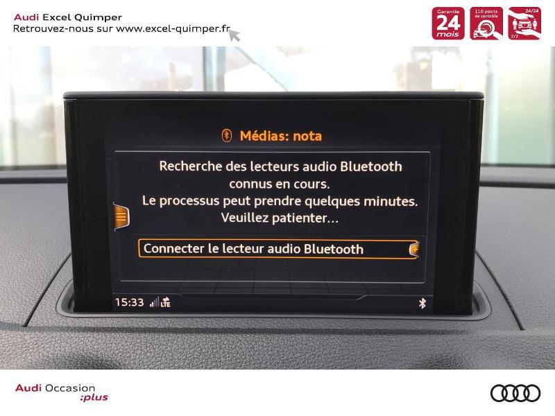Photo 13 de l'offre de AUDI A3 Sportback 30 TDI 116ch S line Euro6d-T à 24990€ chez Excel automobiles - Audi Quimper