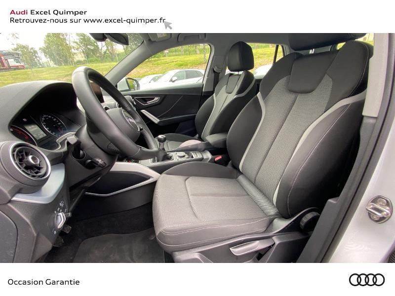 Photo 7 de l'offre de AUDI Q2 30 TFSI 116ch Sport Euro6d-T à 26990€ chez Excel automobiles - Audi Quimper