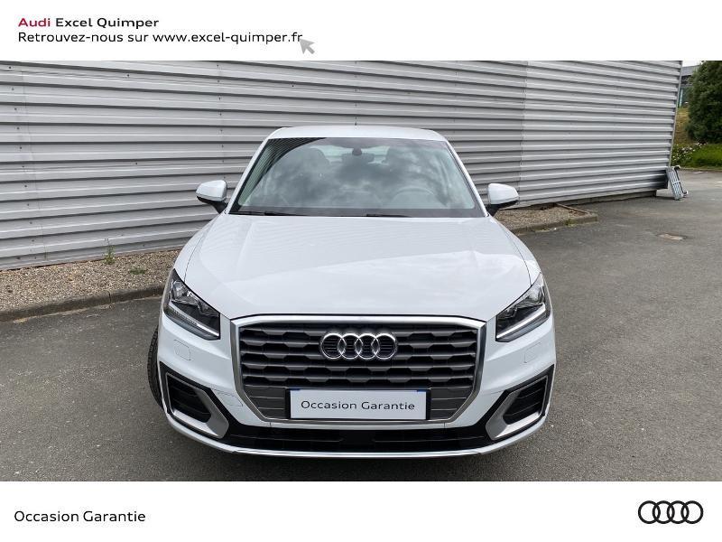 Photo 2 de l'offre de AUDI Q2 30 TFSI 116ch Sport Euro6d-T à 26990€ chez Excel automobiles - Audi Quimper