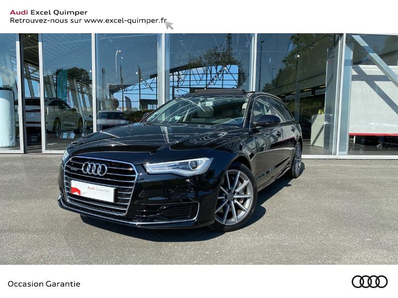 Audi A6 Avant 3.0 V6 BiTDI 320ch Avus quattro Tiptronic Diesel NOIR MYHTIC Occasion à vendre